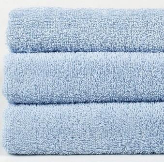 Полотенце Lotus Отель - Голубой 50*90