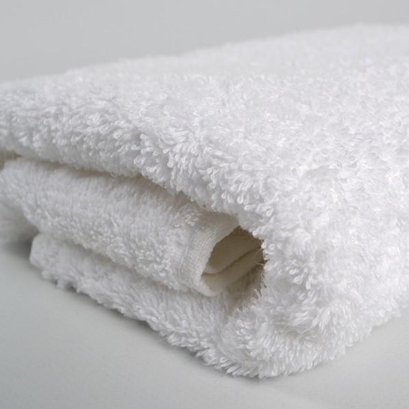 Рушник Iris Home Готель - Білий 70*140 500 г/м2