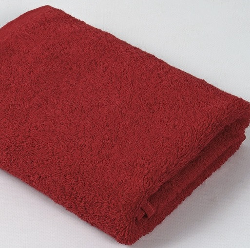 Полотенце Iris Home Отель - High risk Red 50*90 440 г/м²