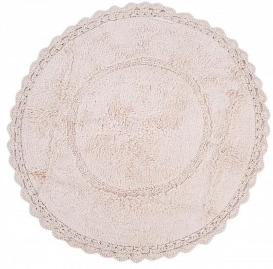 Коврик Irya - Cathy pembe розовый 80*80
