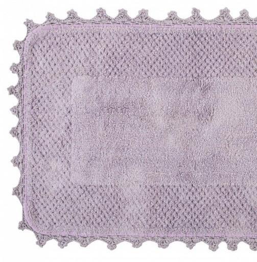Килимок Irya - Carmela mor бузковий 70*110