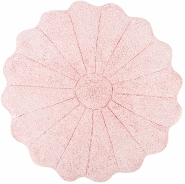 Килимок Irya - Daisy pembe рожевий 100*100