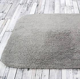 Килимок Irya - Basic grey сірий 50*80