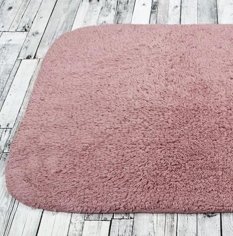 Килимок Irya - Basic pink рожевий 40*60