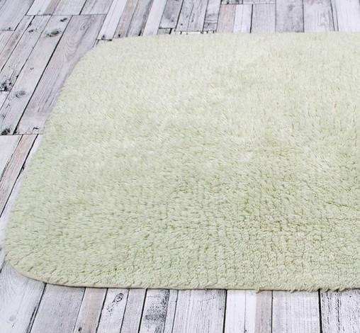 Коврик Irya - Basic green зеленый 40*60