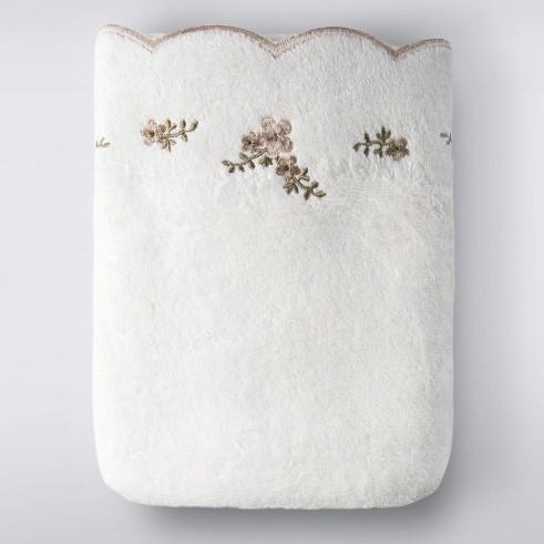 Полотенце Irya - Clarina ekru молочный 50*90
