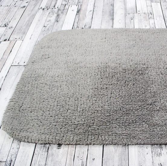 Коврик Irya - Basic grey серый 40*60