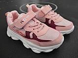 Кроссовки для девочки 34 р стелька 21 см, фото 2