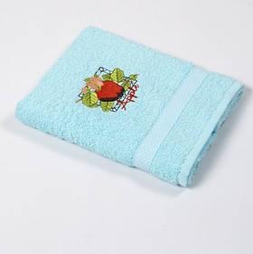 Рушник кухонне Lotus Sun - Apple бірюзовий 40*70