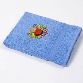 Рушник кухонне Lotus Sun - Apple блакитний 40*70