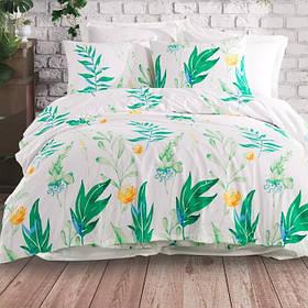 Постільна білизна Lotus Home Perfect - Inya зелений сімейний