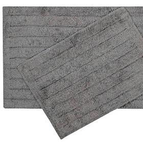 Набор ковриков Shalla - Dax antrasit антрацит 40*60+50*80