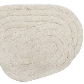 Набор ковриков Shalla - Edna ekru молочный 40*60+50*80