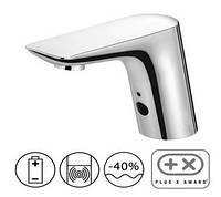Электронный смеситель для умывальника Kludi Balance 5210505 хром