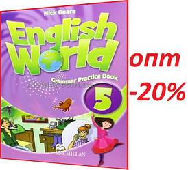 Английский язык / English World / Grammar Practice Book, Учебник по Грамматике, 5 / Macmillan