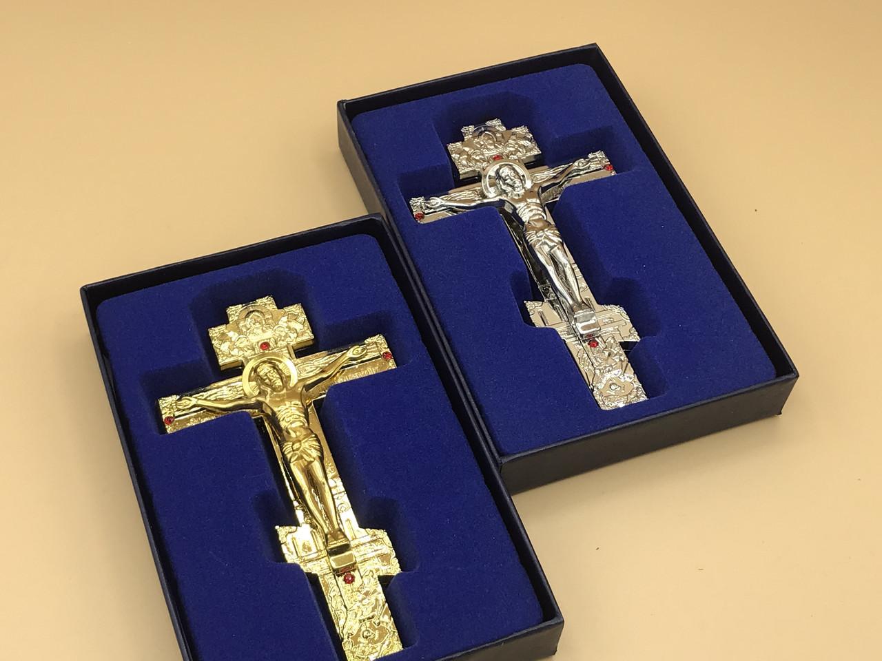 Крест Наградной для Священнослужителя золотой