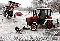 Аренда Снегоуборочной Техники в Киеве, фото 1
