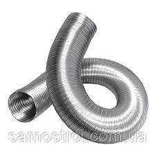 Гофры алюминиевые d 135