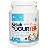 Протеин (греческий йогурт кокосовый крем), Jarrow Formulas