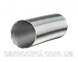 Гофры алюминиевые d 140