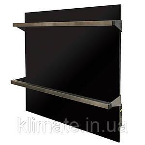 Керамический полотенцесушитель Emby CHR-T500 черный