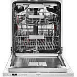 Вбудована Посудомийна машина Whirlpool WIC 3C26 F, фото 2