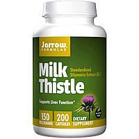 Расторопша, Jarrow Formulas, 150 мг, 100 капсул