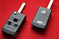 Ключ Lexus RX, GS, GX, LS, LX, ES, IS для переделки обычных ключей 3 кнопки вид MEN Style