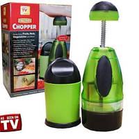 Ручной измельчитель продуктов Amazing Chopper + Терка для сыра