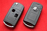 Выкидной ключ на Lexus es300, gs300, gs400, is300, lx470, rx300, корпус 2 кнопки Вид Дуга