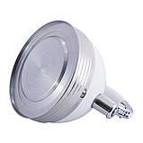 Чайник из нержавеющей стали со свистком и ручкой для индукции и газа Белый Kamille KM-0696AN (2.7 л), фото 5