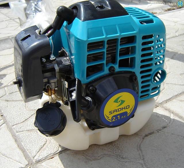 Бензиновая коса Sadko GTR-2100 фото 4