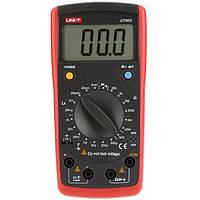 RLC мультиметр вимірювач імітансу (опір, індуктивність, ємність) UNIT UT603 (UTM 1603)