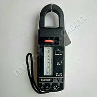 Кліщі струмовимірювальні аналогові SUNWA 2806 (AC600A, АС600В, 2кОм)