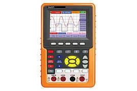 Портативний осцилограф OWON HDS2062M-N +DMM, 60 МГц, 2 канальний, 500 МВ/с. Ціна з ПДВ