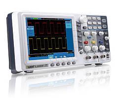 Осцилограф OWON SDS6062E (60 МГц, 500 МВ/с, 2 канали)