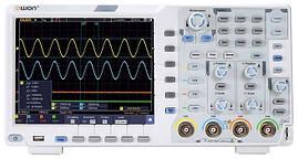 Осцилограф OWON xDS3064E (60 МГц, 1 ГВ/с, 4 канали)
