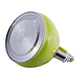 Чайник Kamille KM-0691A Зелений 3л з нержавіючої сталі зі свистком, фото 5