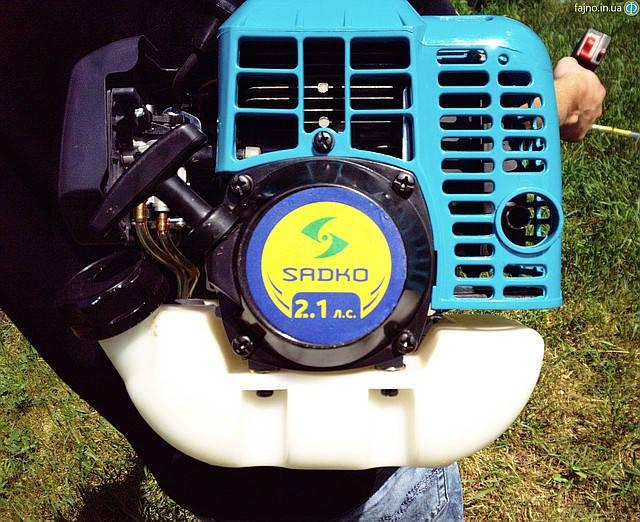 Бензиновая коса Sadko GTR-2100