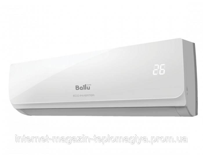 Мощный кондиционер Ballu ECO DC Inverter BSWI-24HN1