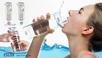 Бутылка для воды с бесконтактной поилкой ESLOE