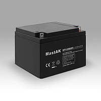 Аккумулятор MastAK MT12260EV(12v 26Ah)