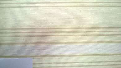 Виниловые обои Carnaby в полоску, бежевого цвета на бумажной основе. Артикул 42613