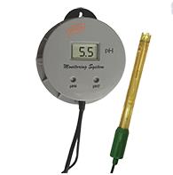 Вологозахищений РН-метр ADWA ECO209 (рН від 0 до 14,0; РН ± 0.2 pH), Угорщина