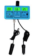 Стаціонарний комбінований монітор РН-117 pH, EC, CF, TDS, Temp - monitor