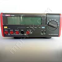 Цифровий настільний мультиметр UNIT UT803 (UTM 1803)