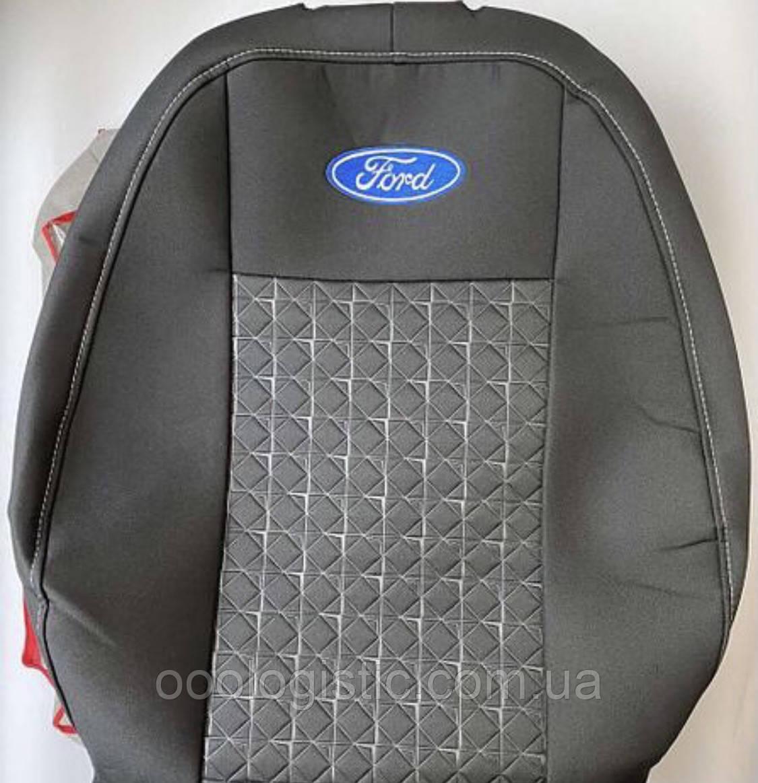 Авточохли на Ford Fiesta MK7 2008-2012 hatchback, Форд Фієста МК7