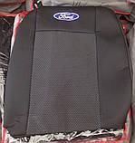 Авточохли на Ford Fiesta MK7 2008-2012 hatchback, Форд Фієста МК7, фото 4