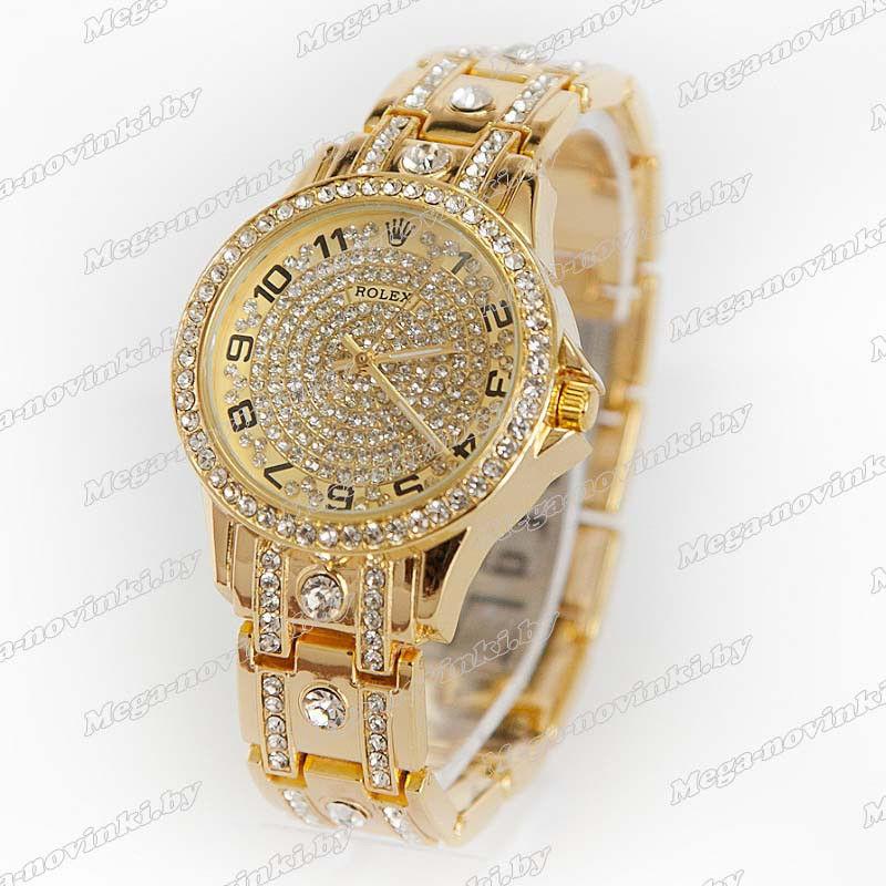 золотые часы женские фото