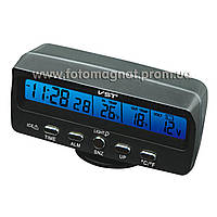 Авточасы VST 7045 V(часы автомобиль)